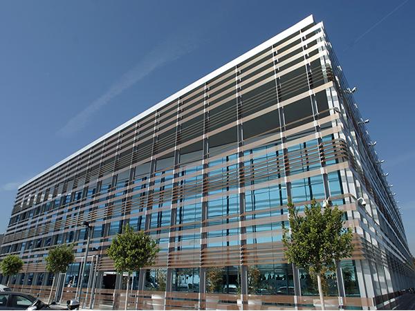 Monrabal oficinas de la autoridad portuaria balear en for Oficina de consumo palma de mallorca