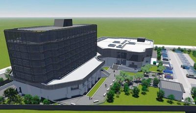 Nuevo Poder Judicial de Temuco