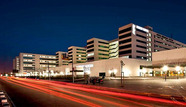 Mantenimiento de hospitales